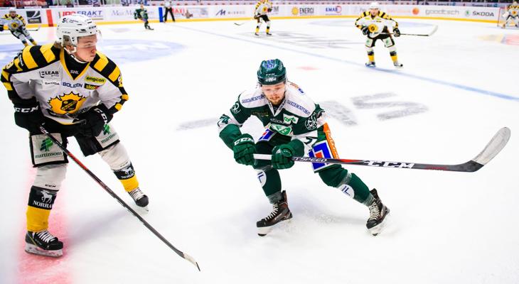 shl hockey bild